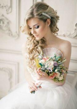 техника свадебного макияжа в стиле натуральный визаж
