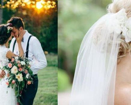 Стили и виду свадебных причесок на дому