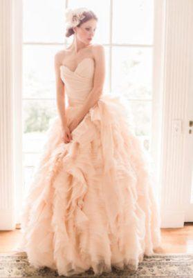 Свадьба в бежевом цвете