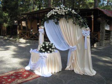 Зал на свадьбу цена оформления Лобня