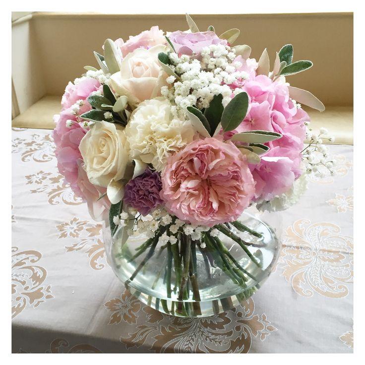 Живые цветы на свадьбу 2500 рублей