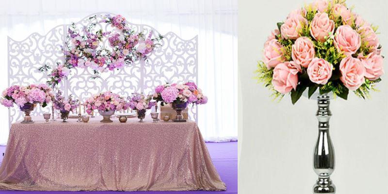 Пудровая свадьба