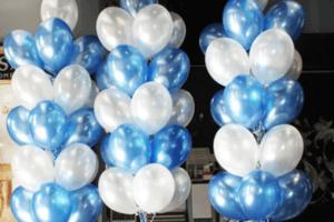 Оформление свадьбы воздушными шарами Долгопрудный