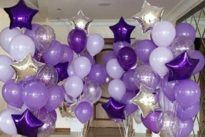 Оформление свадьбы воздушными шарами Химки