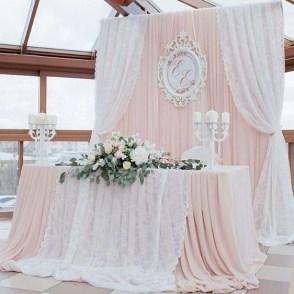 Оформление свадебного зала в белом цвете стоимость