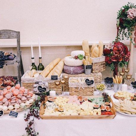 Сладкий стол на свадьбу в Лобне