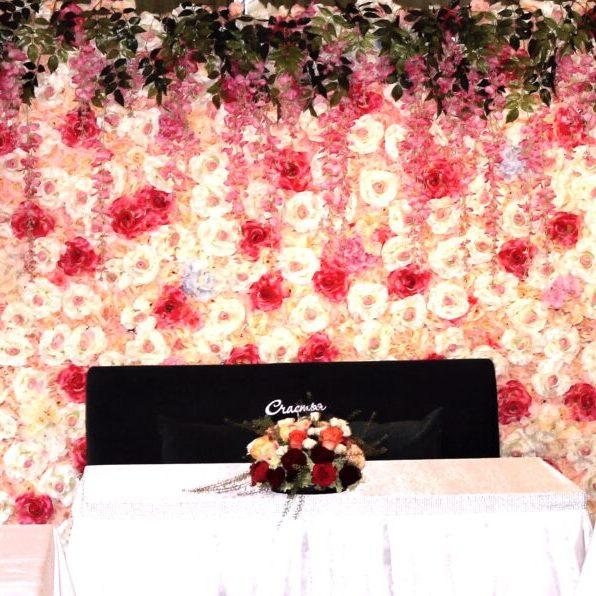 Свадьба в персиковом цвете Лобня