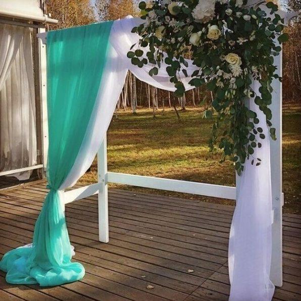 Арка на свадьбу