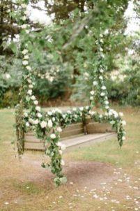 Арка качели на свадьбу