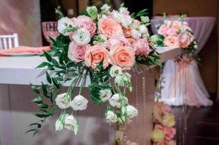 Лизиантус для украшения свадьбы