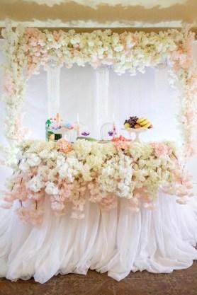Оформление свадьбы сакурой