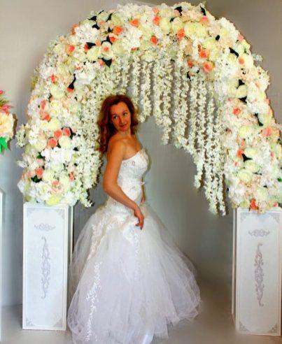 свадебная арка цена Москва