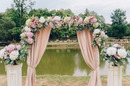 Свадебная арка Лобня