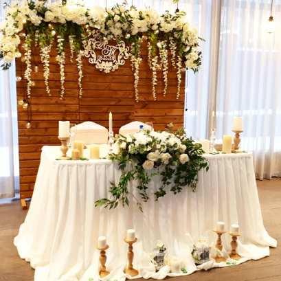 Свадьба в стиле рустик Москва