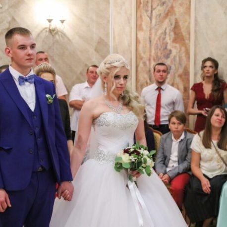 Выедная церемония на свадьбе Москва