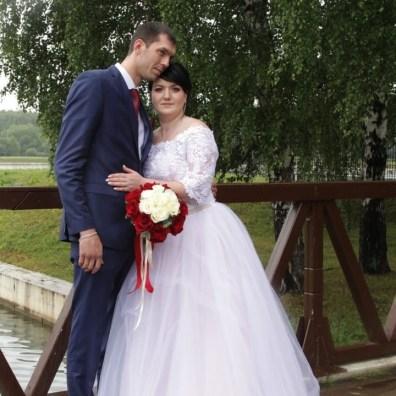 Свадьба в красном цвете Москва