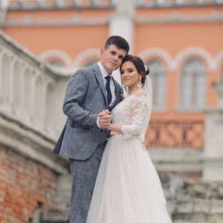 Маленькая свадьба в персиковом организация цены