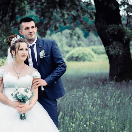 Организация свадьбы на природе