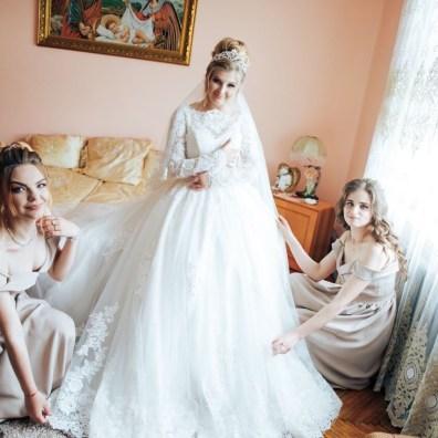 Утро невесты организация Москва