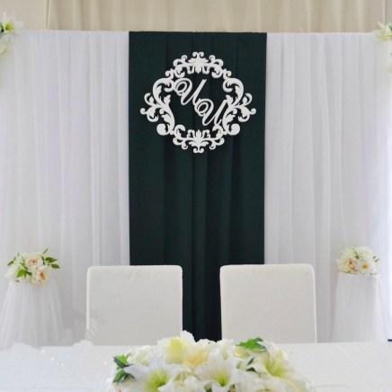 Свадьба в зеленом цвете Москва