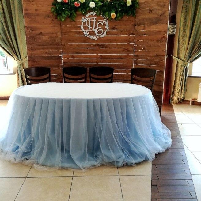 Красивое оформление свадебного зала