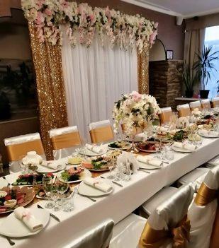 Залы на свадьбу фото