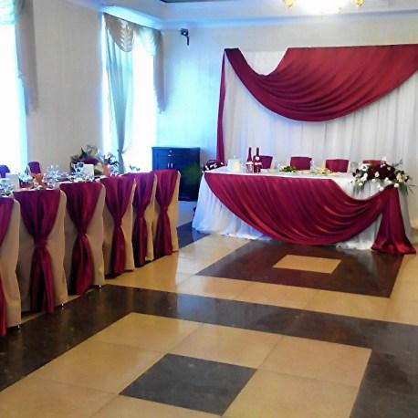 Украшение свадьбы под ключ