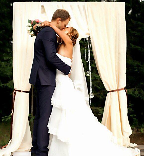 Свадебная арка прокат