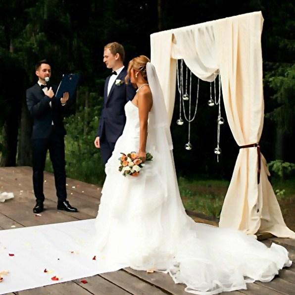 Свадебный декор аренда