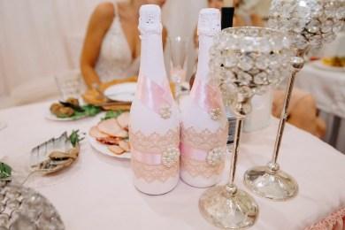 Оформление свадебного зала недорого