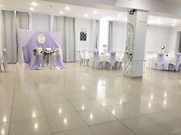 Свадьба в лавандовом оформление