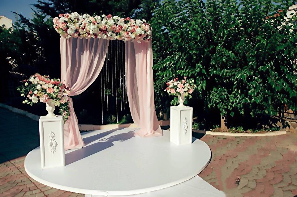 Арка на свадьбу аренда Москва