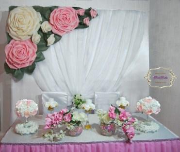 Ростовые цветы для украшения свадьбы Москва
