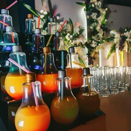 Молекулярный бар на свадьбу