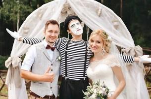 Мимы заказать на свадьбу