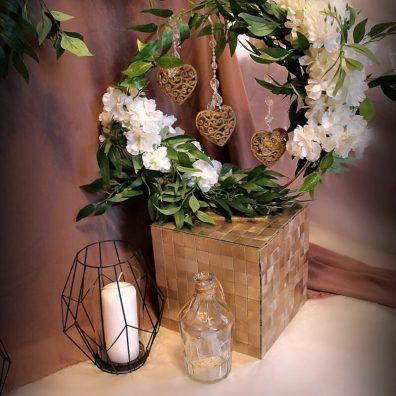 Декор для свадьбы в стиле лофт