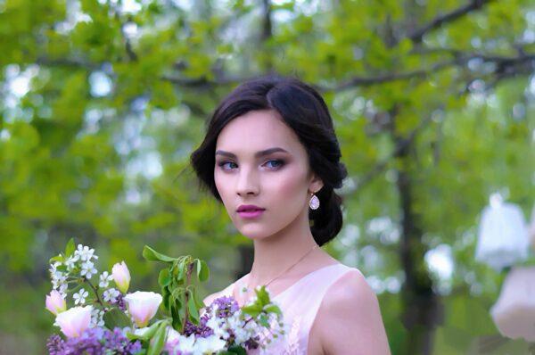 Прическа на выпускной бал Москва