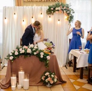 Оформление кантри свадьбы