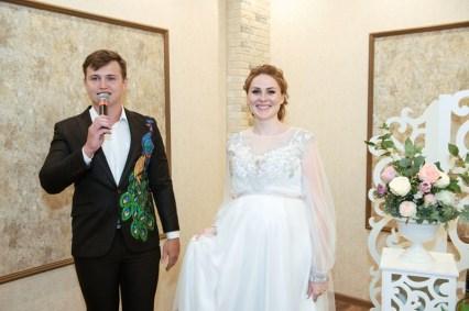 Ведущий на свадьбу акции