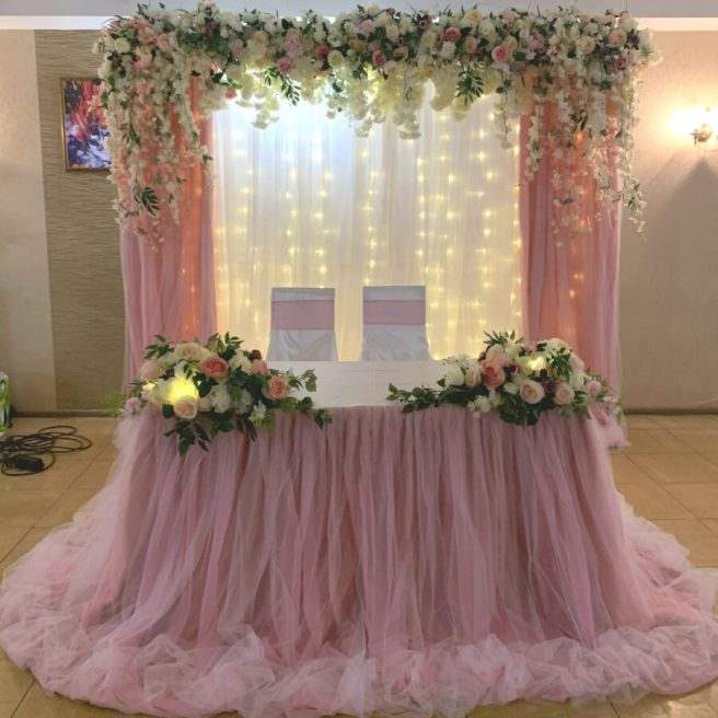 Проведение свадьбы Долгопрудный