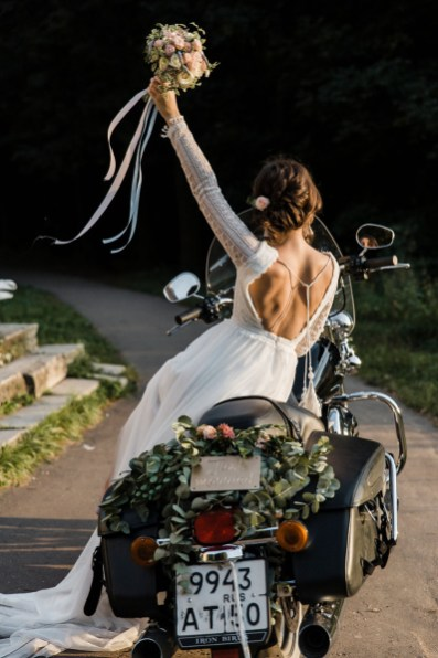 Свадьба на природе фотосессия