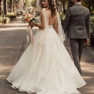 Красивая свадебная церемония