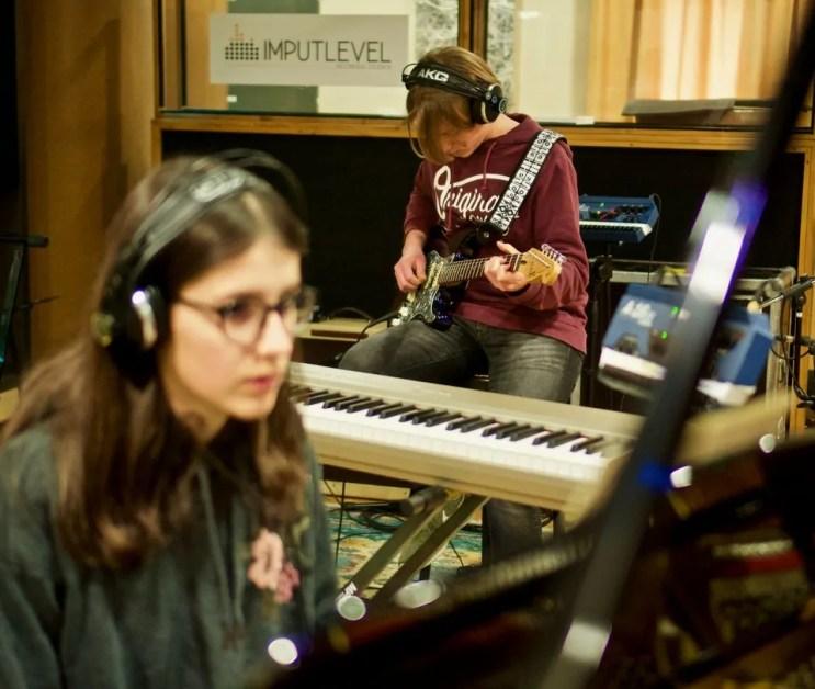 Polinote-in studio di registrazione 10