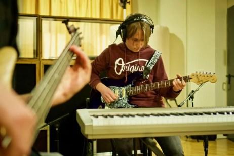Polinote-in studio di registrazione 20