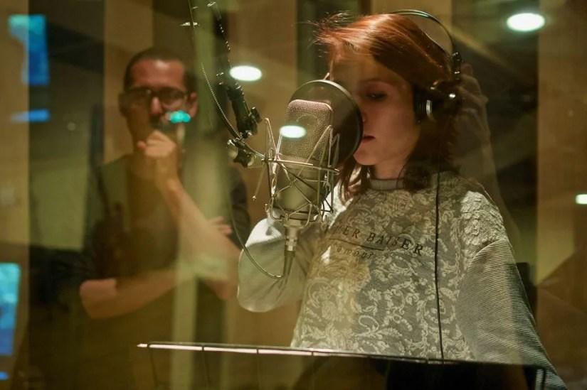 Polinote-in studio di registrazione 27