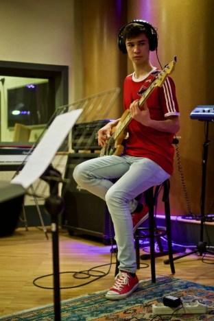 Polinote-in studio di registrazione 45