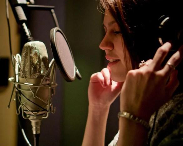 Polinote-in studio di registrazione 48