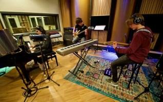 Polinote-in studio di registrazione 5