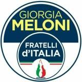 Fratelli d'Italia di Meloni. Centrodestra unito al voto