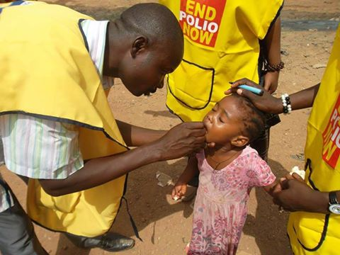 3 Ways to End Polio Once and for All by  Minda Dentler